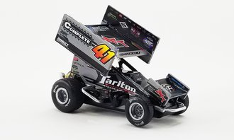 """1:64 2021 Sprint Car """"#41 MVT - Carson Macedo"""""""