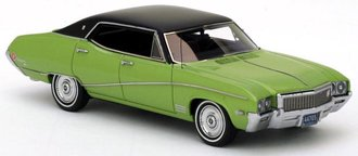 1968 Buick Skylark (Metallic Green)