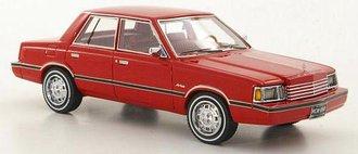 1983 Dodge Aries K-Car (Red)