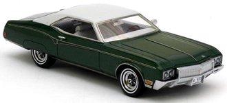 1970 Buick Riviera GS (Green Metallic/White)