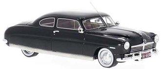 1948 Hudson Commodore Coupe (Black)