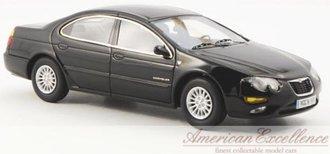 2002 Chrysler 300M (Black)