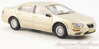 2002 Chrysler 300M (Beige Metallic)