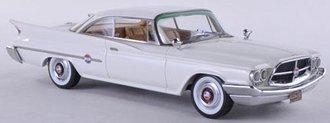 1960 Chrysler 300F Coupe (White)