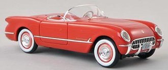 1953 Corvette Convertible (Red)