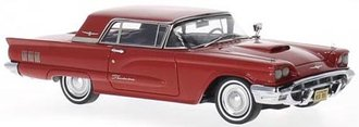 1960 Ford Thunderbird Hardtop (Red)