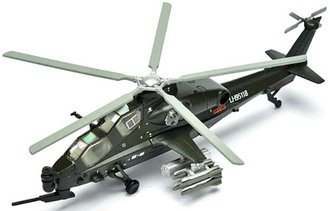 CAIC Z-10 Helicopter