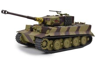 1:43 German Late Production Sd. Kfz. 181 PzKpfw VI Tiger I Ausf. E Heavy Tank, Poland, 1944