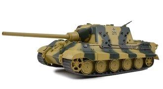 1:43 German Sd Kfz. 186 Jagdpanzer VI Jagdtiger Heavy Tank Destroyer w/Henschel Turret Germany, 1945