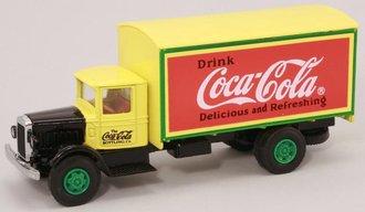 """1:64 Mack BM Box Van """"Coca-Cola"""""""