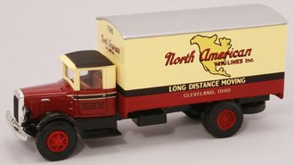 "1:64 Mack BM Box Van ""North American Van Lines"" (Limited Edition)"