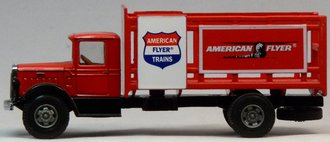 "1:64 Mack BM Stake Body Truck ""American Flyer Trains"""