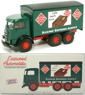 "Mack CJ Box Van ""Railway Express Agency"""
