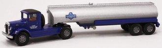 "1:64 Mack BM Semi-Tanker ""Leaman Transportation"""