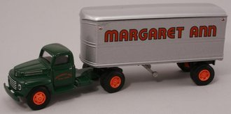 "1:64 Ford F-7 w/22' Trailer ""Winn-Dixie - Margaret Ann"" (Limited Edition)"