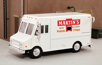 "1:48 Delivery Step Van ""Martin's Potato Chips"""