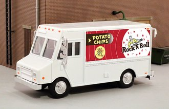 "1:48 Delivery Step Van ""Rock 'N' Roll Potato Chips"""