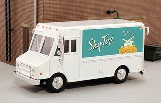 "1:48 Delivery Step Van ""Sky-Top Potato Chips"""