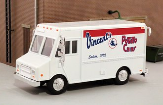 "1:48 Delivery Step Van ""Vincent's Potato Chips"""