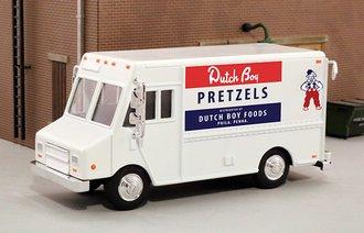"""1:48 Delivery Step Van """"Dutch Boy Pretzels"""""""