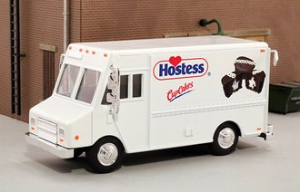 "1:48 Delivery Step Van ""Hostess CupCakes/Twinkies"""