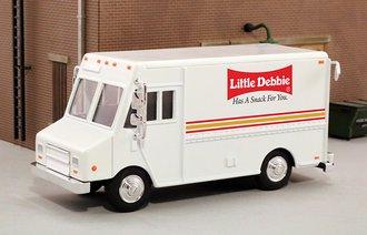 "1:48 Delivery Step Van ""Little Debbie"""