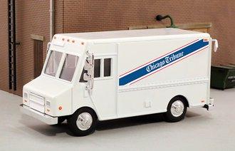 "1:48 Delivery Step Van ""Chicago Tribune"""