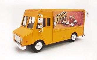 "1:48 Delivery Step Van ""Cheetos"""