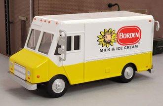 "1:48 Delivery Step Van ""Borden's Milk & Ice Cream (1970-80's)"""