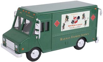 "1:48 Delivery Step Van ""Railway Express - Winston - Biking"""