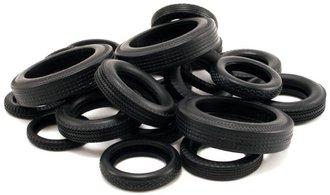1:24 Assortment of Tires (20)