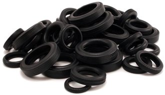 1:24 Assortment of Tires (50)