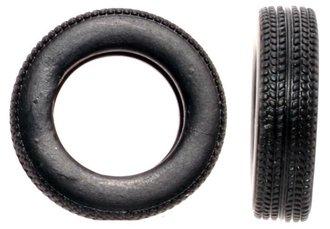 1:64 Truck Tires - Semi Tractor (20) (4½mm x 16½mm)