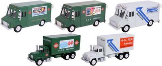 1:50 Railway Express Agency Truck Collection (Set of 5)