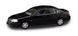 Chevy Impala LT Sedan (Black)