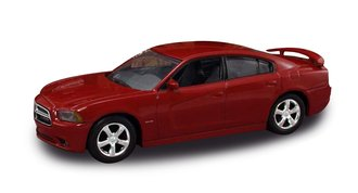 1:43 2012 Dodge Charger R/T (Redline Red)