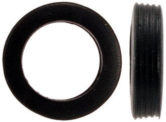 1:43 Farm/Utility Tires (20) - Ribbed (4mm x 15mm)