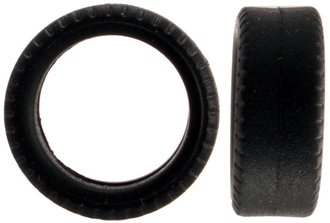 1:43 Racing Tires (20) - Small (6mm x 14mm)