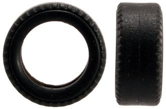 1:43 Racing Tires (20) - Large (7mm x 15mm)