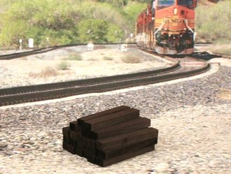 1:48 Railroad Ties (24)