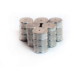 1:48 Grease 28-Gallon Drums (6)