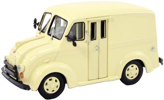 Divco Delivery Truck (Cream - Undecorated)