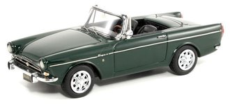 1964 Sunbeam Tiger Mark I (British Racing Green)