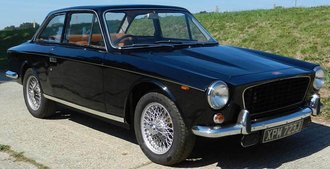 1969-1973 Gilbern Invader RHD (Black) (Homage Edition)