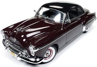 1:18 1950 Oldsmobile 88 Coupe (Hemmings Motor News)