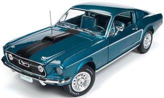 "1:18 1968 Ford Mustang 2+2 ""Class of 68"" (50th Anniversary) (Gulfstream Aqua)"