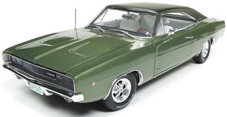 "1:18 1968 Dodge Charger R/T ""Class of 68"" ""50th Anniversary"" (Medium Green Mist)"