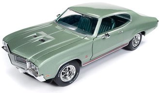 "1:18 1970 Buick Grand Sport Hardtop ""MCACN"" (Seamist Green)"