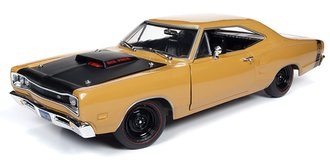 "1:18 1969½ Dodge Super Bee Hardtop ""Class of 1969"" Limited Edition (Butterscotch)"