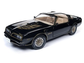 """1977 Pontiac Trans Am Special Edition """"Hemmings Muscle Machines"""" (Starlight Black)"""